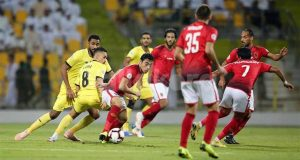 الأهلي يتلقى خبر صادم في أول دقائق مباراة المقاولون