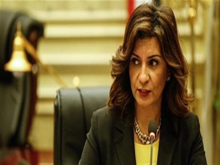 تعليق وزيرة الهجرة على واقعة ضرب مصرية بالكويت