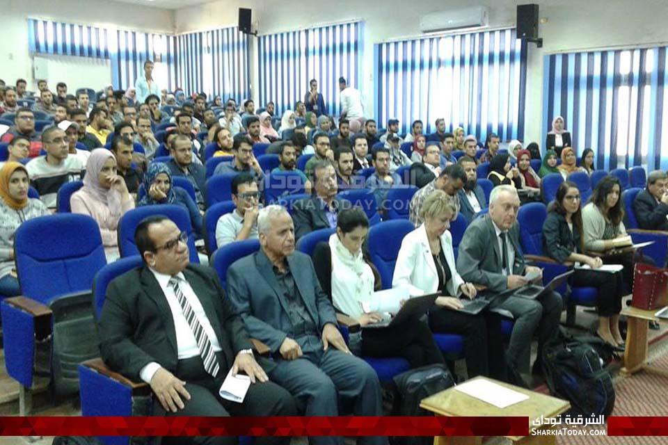 الزقازيق تنظم مؤتمر بحث علمي لتطوير التوك توك 2