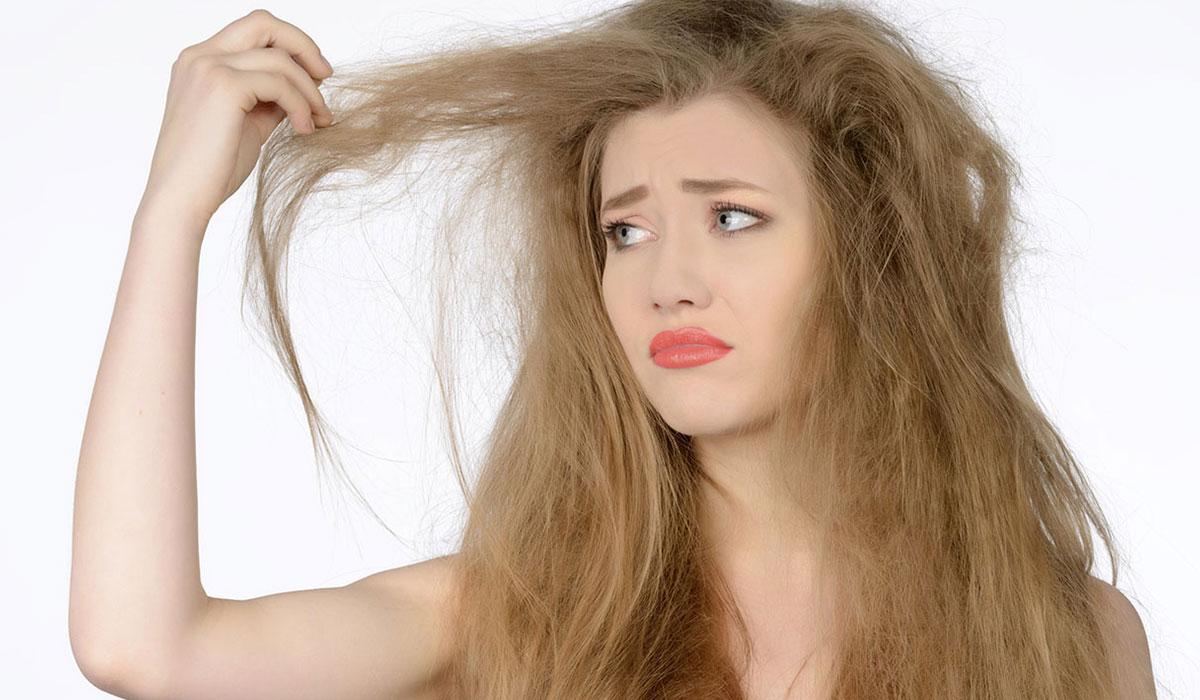 تجعد الشعر