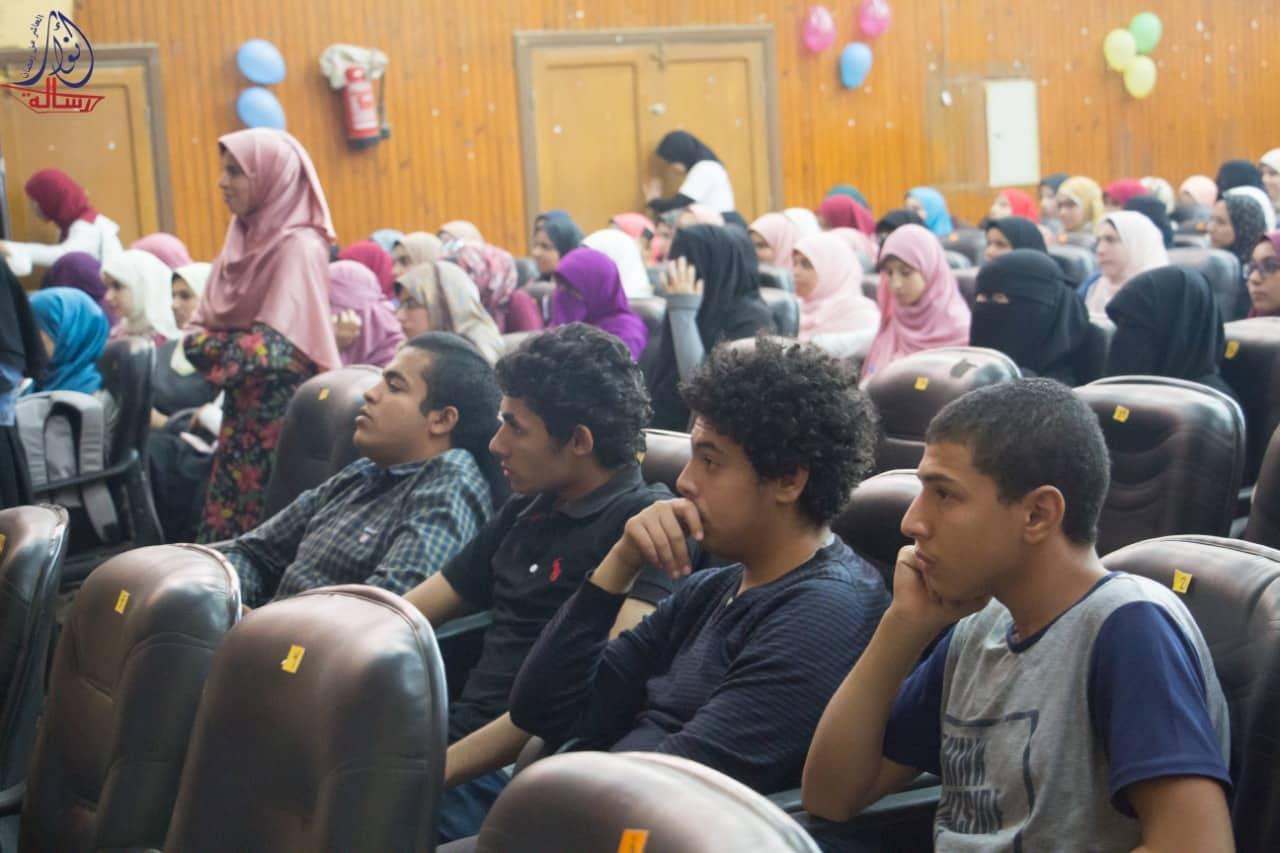 جمعية رسالة بالعاشر من رمضان