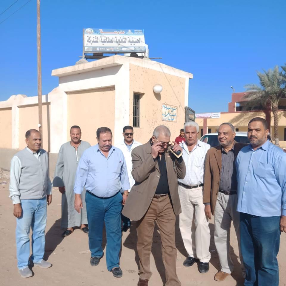 المحاسب «علي الصناديلي»رئيس مركز مدينة الحسينية