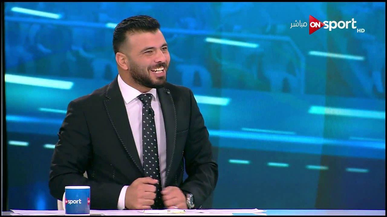 عماد متعب يشن هجوم ناري على لاعبي الأهلي