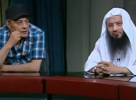 عمرو عبد الجليل يكشف علاقته بشقيقه الداعية السلفي