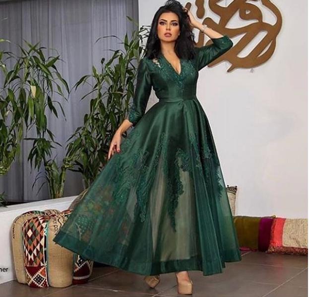 فستان خطوبة موضة 2019