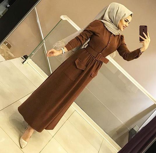 فستان للمحجبات 2019