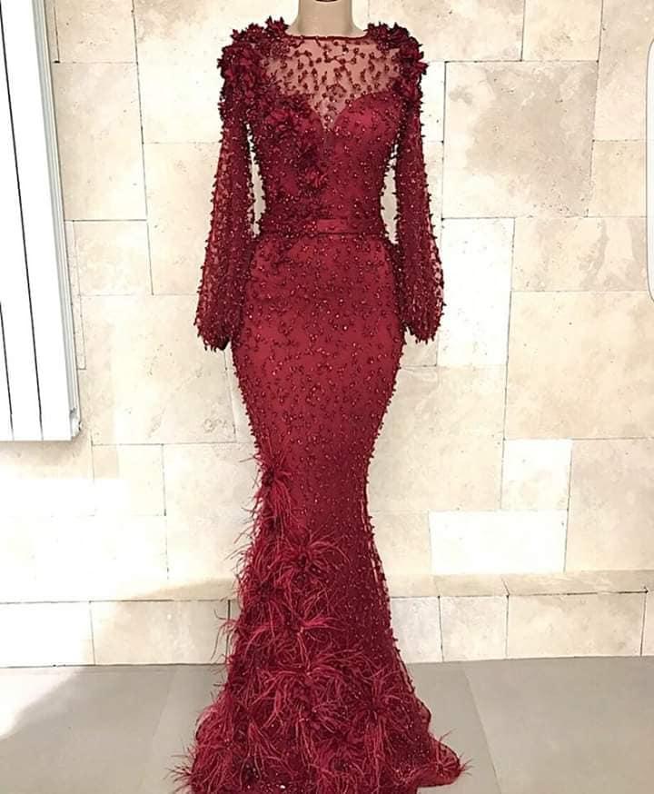 فستان مجسم موضة 2019
