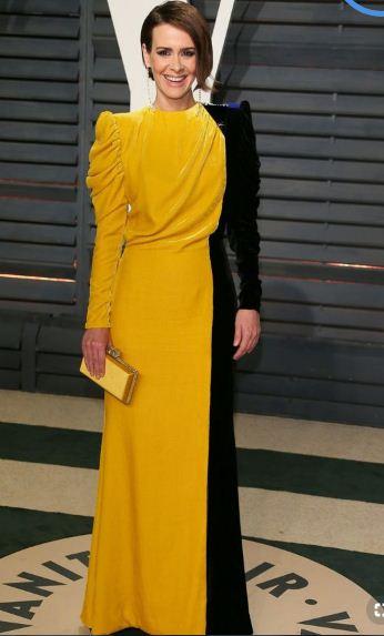 فستان مسطردة موضة 2019