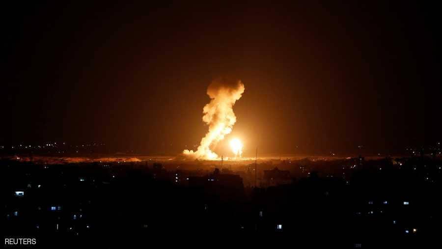 فصائل غزة تعلن وقف النار بعد تدخل مصر