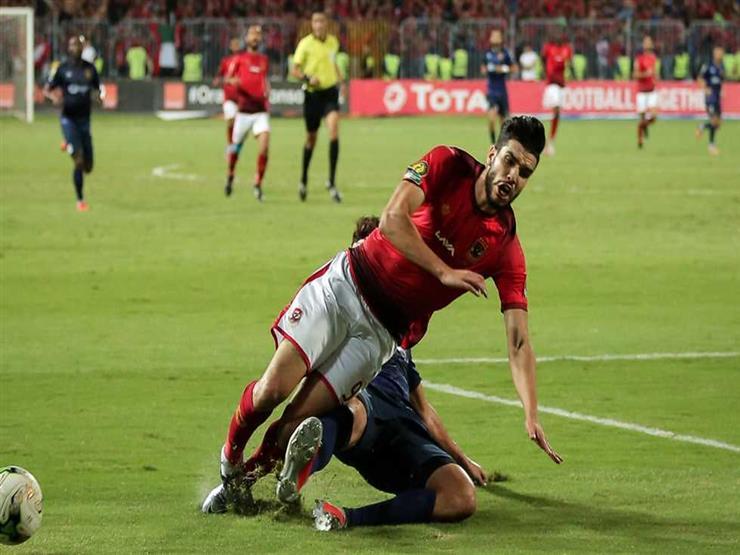 قرار الاتحاد التونسي ضد أزارو وحكم مباراة الأهلي