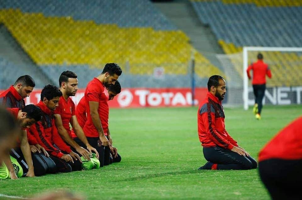 كاف يصف وليد سليمان قبل مباراة الأهلي