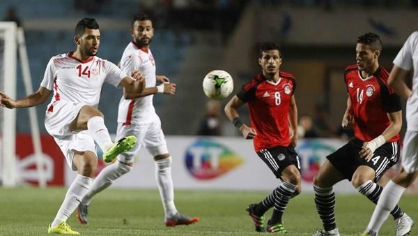 مباريات مصر وتونس