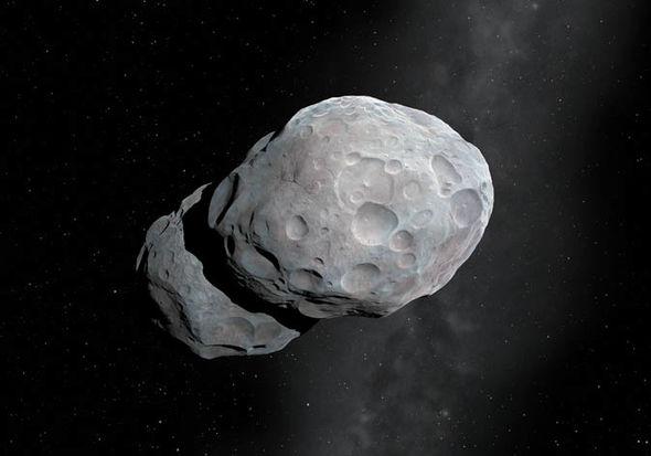 ناسا تحذر من كويكب ضخم يقترب من الأرض