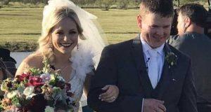 نهاية مروعة لزوجين بعد ساعات من حفل الزفاف بتكساس الأميركية