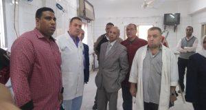 وزارة الصحة تدعم وحدة الغسيل الكلوي بديرب نجم بـ ٦ ماكينات