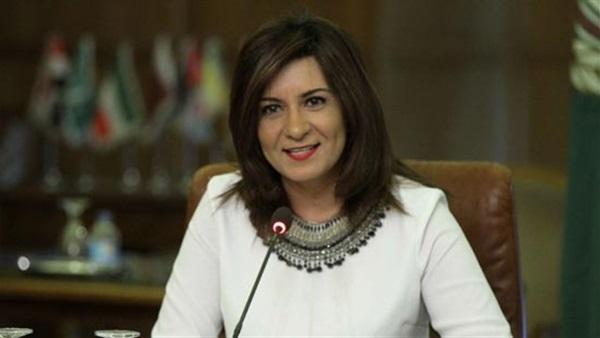 وزيرة الهجرة توجه رسالة للمصريين بعد تطاول النائبة الكويتية