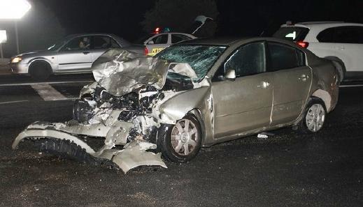 إصابة 10 أشخاص في حادث مروع بالشرقية