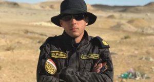 استشهاد الرائد شريف طلعت ابن الشرقية في سيناء
