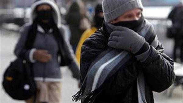 الأرصاد تنصح المواطنين بارتداء الملابس الثقيلة