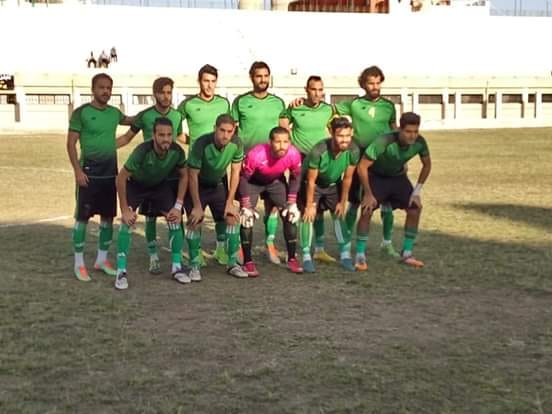 الشرقية يتربع على صدارة المجموعة بالفوز على جنوب سيناء