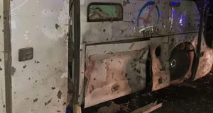 رئيس الوزراء يتابع حادث انفجار أتوبيس المريوطية