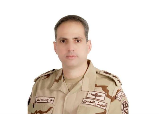 المتحدث العسكري يكشف حقيقة استهداف مركبة للجيش بسيناء