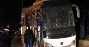 النائب العام يؤكد ارتفاع عدد ضحايا انفجار أتوبيس المريوطية
