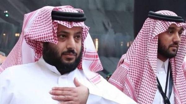 تركي آل الشيخ يستقيل من رئاسة اللجنة الأولمبية
