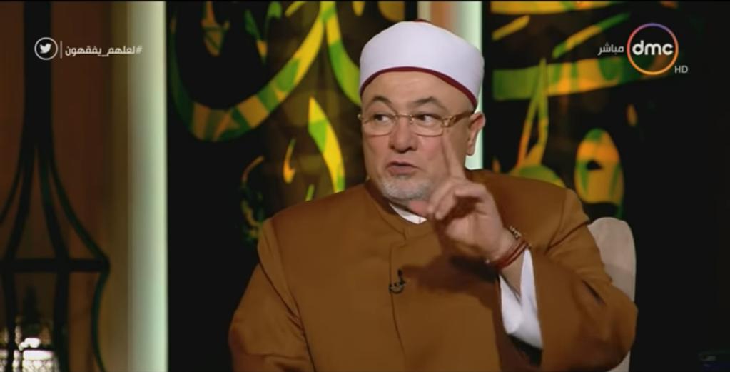 خالد الجندي يكشف مفاجأة عن زواج طليقته
