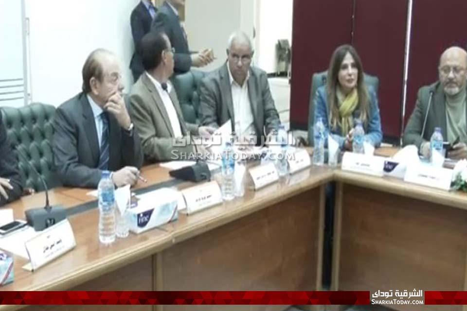 الوزراء يعقد اجتماع مع مستثمري العاشر من رمضان