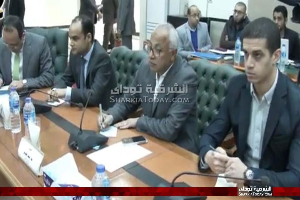 الوزراء يعقد اجتماع مع مستثمري العاشر من رمضان 2