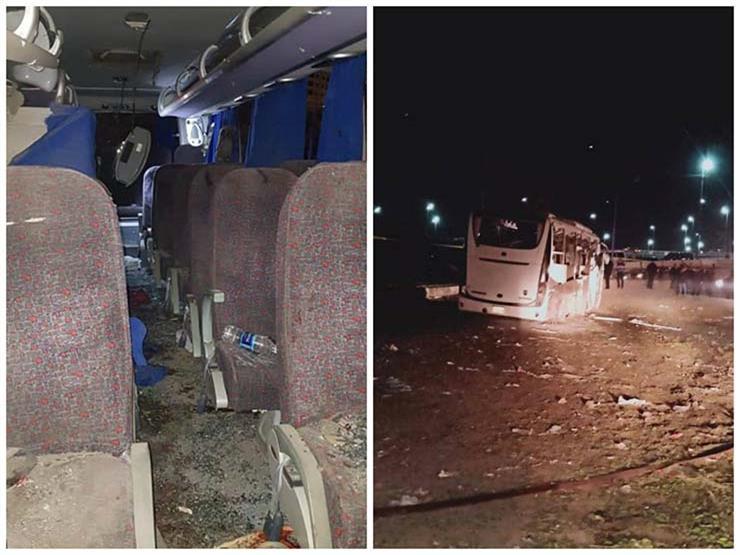 سائق أتوبيس المريوطية يروي تفاصيل الحادث الإرهابي