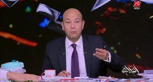عمرو أديب على استقالة وزير الدفاع الأمريكي