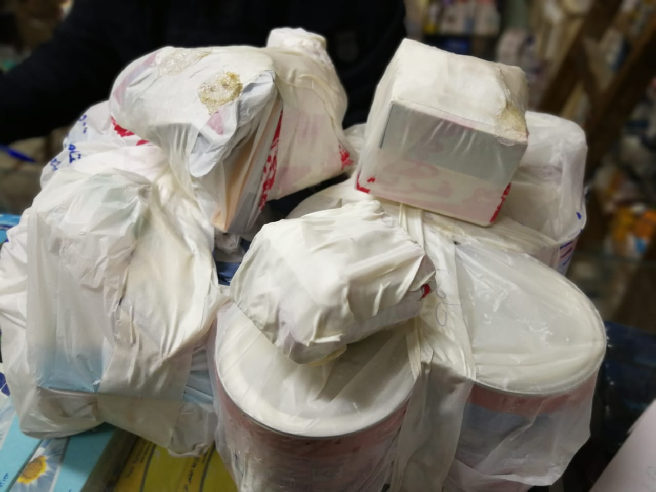 مباحث المخدرات وصحة الشرقية تشن حملة على الصيدليات