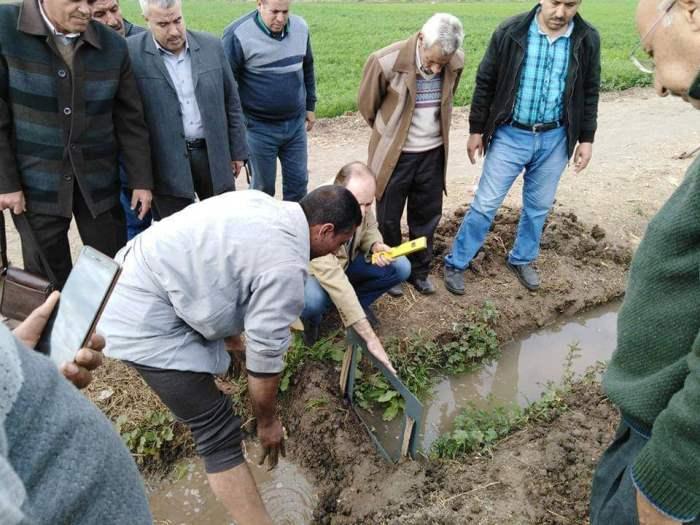 محافظ الشرقية يعلن تدريب الفلاحين على ترشيد مياه ري الأراضي بالزقازيق