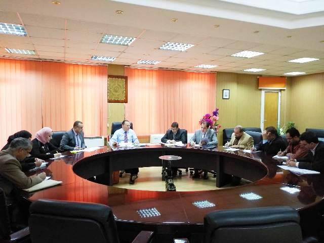 محافظ الشرقيةيُعلن بداية عمل لجنة مكافحة الفساد والوقاية منه