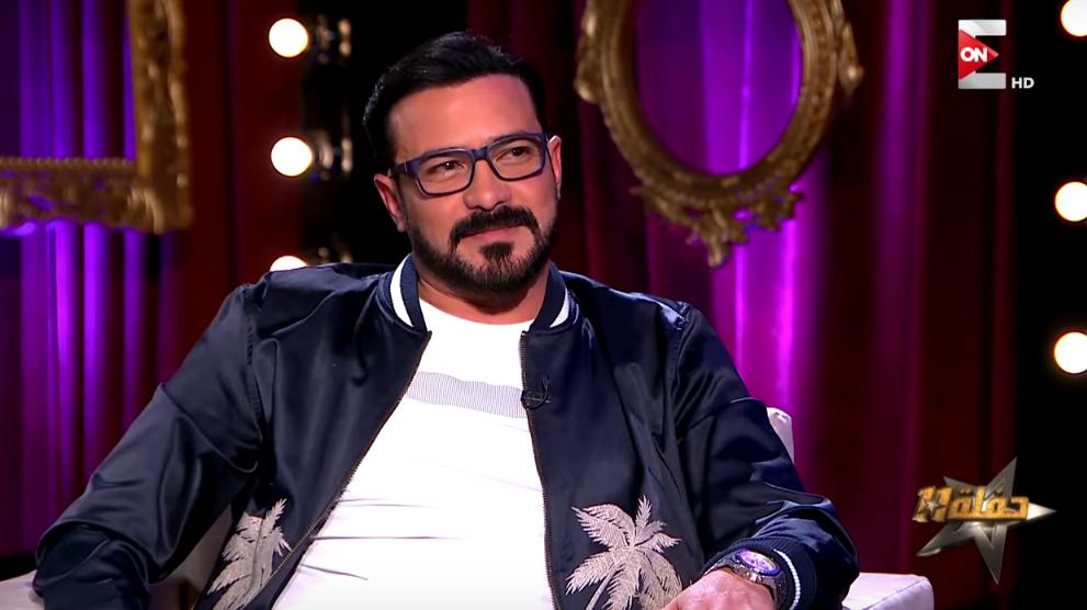 محمد رجب يكشف سبب تلقيبه بآل باتشينو العرب