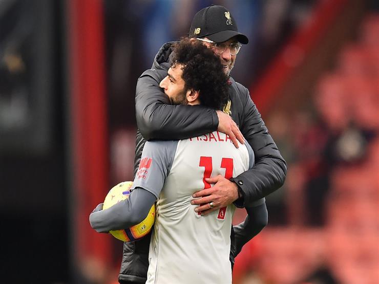 محمد صلاح يحقق رقما قياسيا مع ليفربول أمام بورنموث