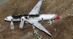 مصرع 3 أشخاص في تحطم طائرة بأمريكا
