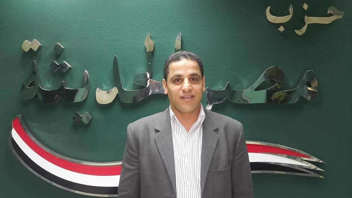 نجاة أمين حزب مصر الحديثة بالشرقية من حادث مروع