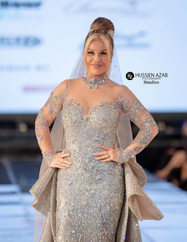 سابا تثير الجدل بسبب فستان الـ 200 مليون جنيه36