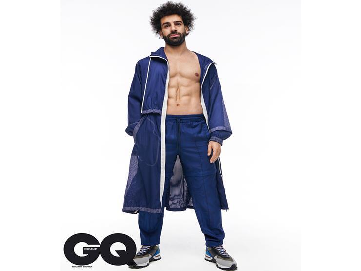 ce34bb4d9 أسعار الملابس التي ارتداها محمد صلاح في إعلانه الأخير | الشرقية توداي