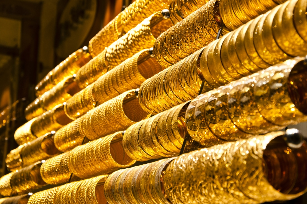 الذهب في مصر اليوم بعد هبوطه عالميًا