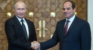 إنشاء وتشغيل المنطقة الصناعية الروسية بقناة السويس بقرار جمهوري