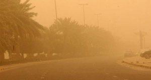 الأرصاد تكشف حقيقة تعرض البلاد لعاصفة ترابية غدا