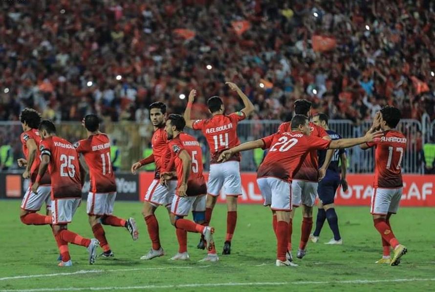 الأهلي يتعادل مع شبيبة الساورة بدوري أبطال أفريقيا