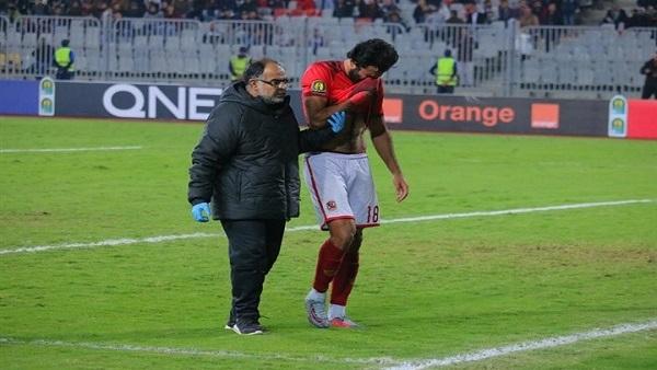 الأهلي يعلن جاهزية 3 لاعبين ويحدد موعد عودة مروان