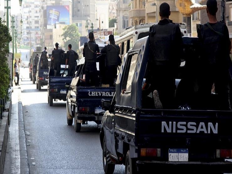 الداخلية تضبط سلاح ناري وهيروين في حملة بالعاشر من رمضان