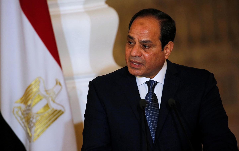 السيسي يصدر قرارين جمهوريين