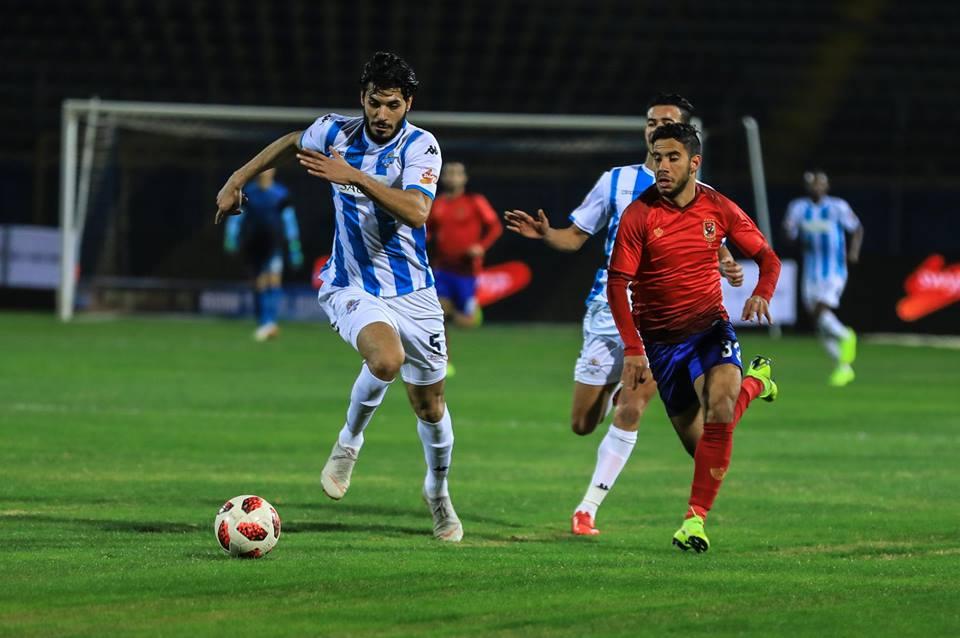 ترتيب الأهلي في الدوري بعد الخسارة من بيراميدز
